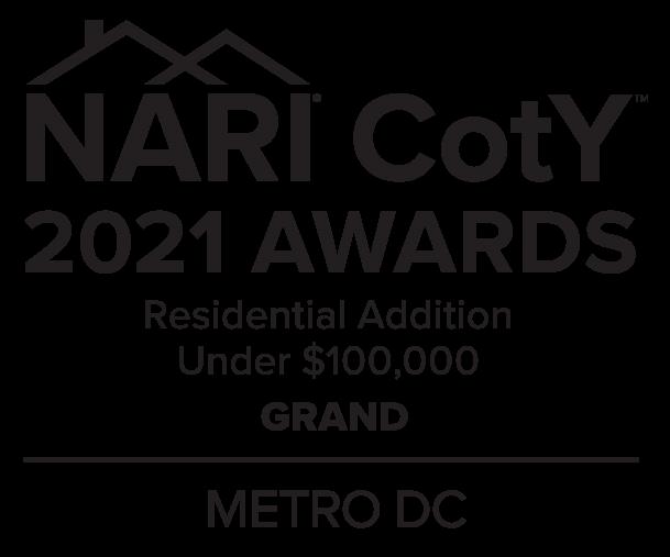 2021_MetroDC Chapter CotY Logos_Addition Under $100k_GRAND_black