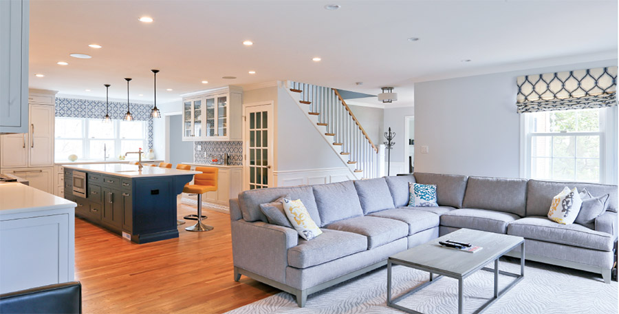 Family Room Remodeling Ideas Finecraft Contractors